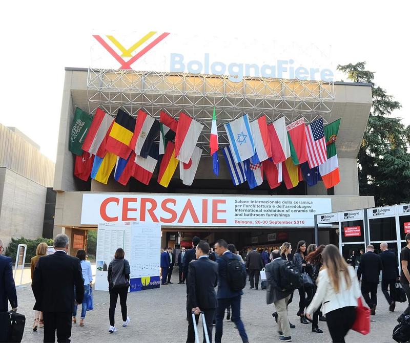 έκθεση Cersaie 2017